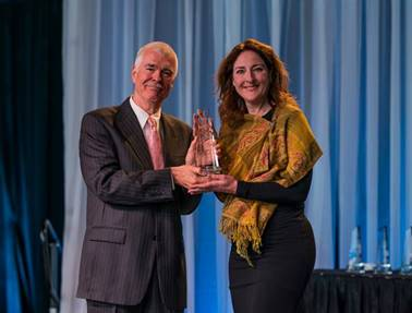 April 4, 2019: Caroline wins the Genome BC Award for Scientific Excellence from LifeSciences BC